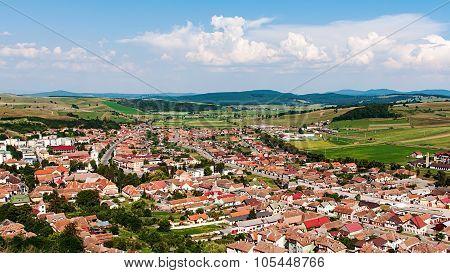 Village of Transylvania, Romania
