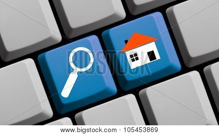 Search For Real Estate Online