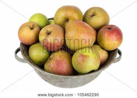Bowl Of Apples For Pie