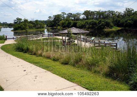 Turtle Lake Fishing Area