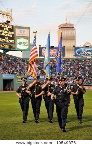 Boston Polizei
