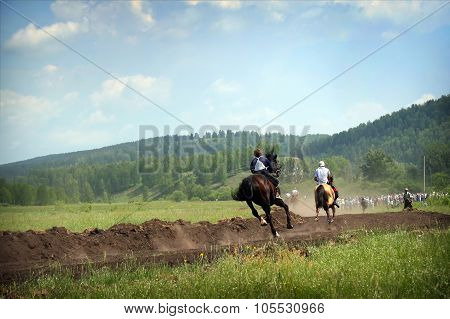 Young Horsemans