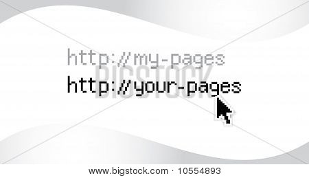 your pages