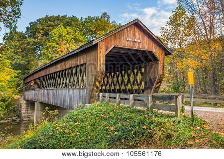The State Road Covered Bridge
