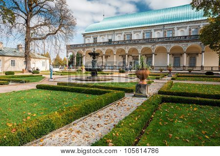 Queen Anne's Summer Palace in Prague, Czech Republic