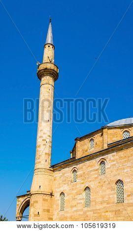 Sulltan Mehmet Fatih Mosque In Pristina - Kosovo