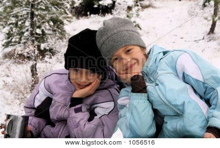 Cocoa In The Snow