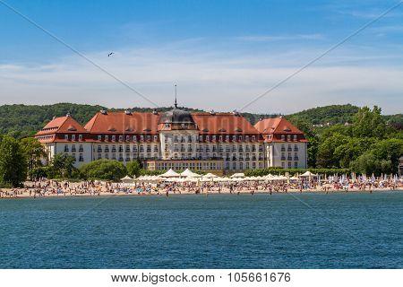 Sofitel Grand Sopot Hotel