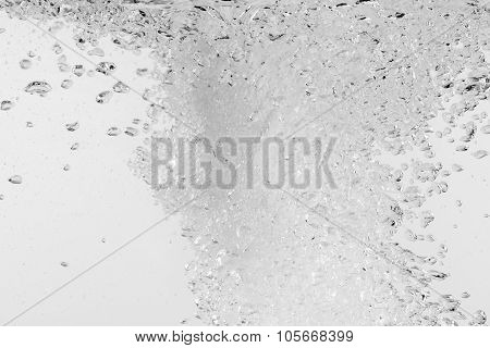 Water And Air Bubbles  Background