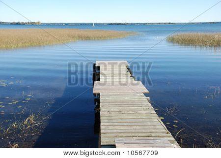Dock Gananoque