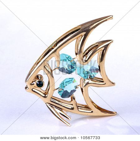golden fish talisman