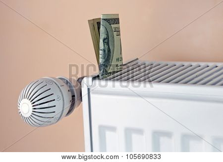 Thermostat With Money