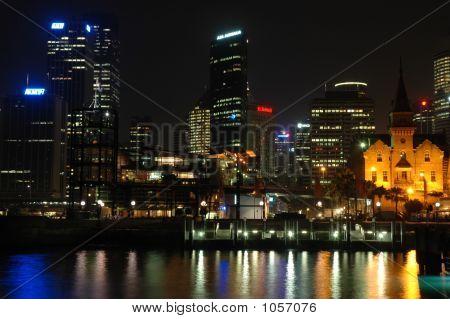 Sydney Nightscape