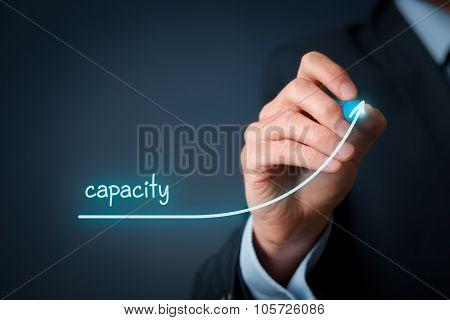 Capacity Increase