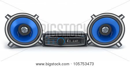 Audio System Car