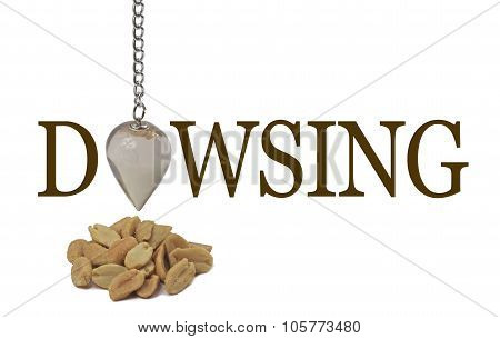 Dowsing for a peanut allergy
