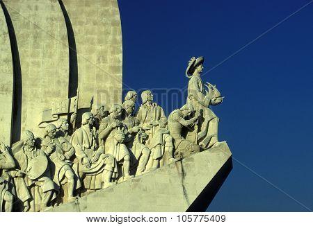 Europe Portugal Lisbon Padrao Dos Descobrimentos