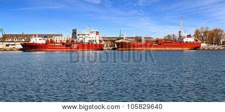 Lpg Tankers