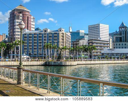 Port Louis Waterfront