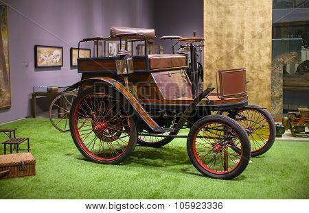 Ancient Car Hurtu 3Hp
