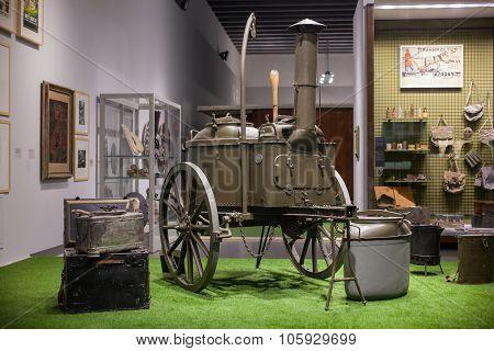 Ancient Field Kitchen