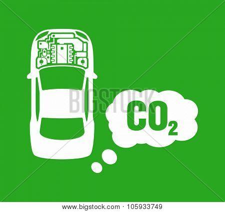 Car Carbon Dioxide Emission