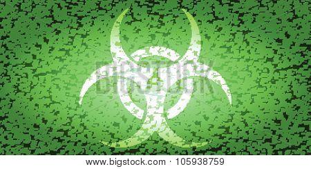 Green Noise Bio Hazard