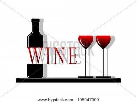 logo wine.