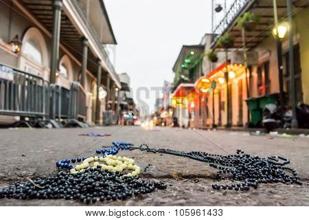 The Morning After On Bourbon Street.dng