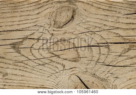 Texture of old wooden cutting