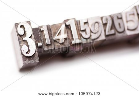 The numbers of