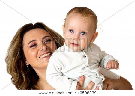 Baby And Mother