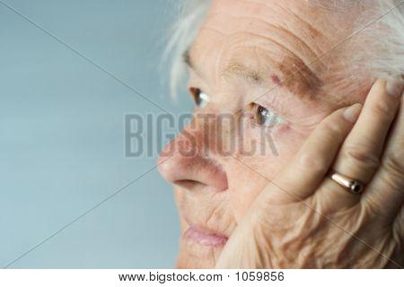 Memories Of The Senior Woman