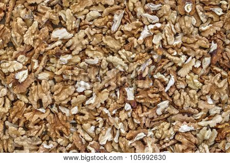 Kernels Of Walnut - The Source Of Vitamins And Minerals