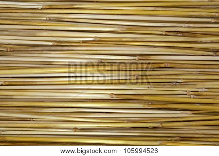 Yellow Straw