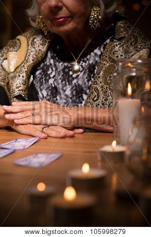 Fortune Telling Salon