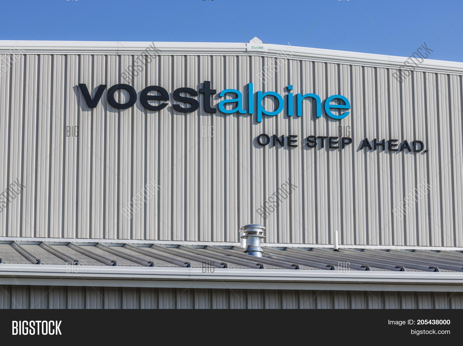 a97fbceece Lafayette - Circa September 2017: Machining manufacturer voestalpine Rotec  local production site. voestalpine Rotec