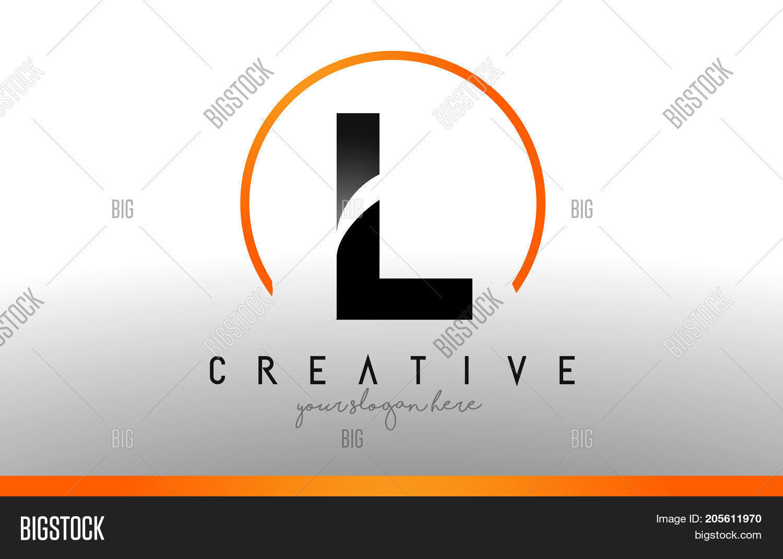 Cool Letter I Logo.L Letter Logo Design Vector Photo Free Trial Bigstock