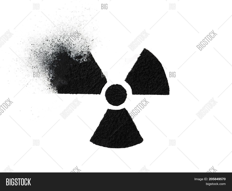 Radioactive Hazard Image Photo Free Trial Bigstock