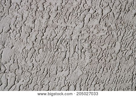 Abstract background texture of gray rough concrete surfaces