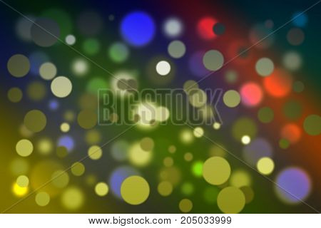 Background image: colorful festive background with various colored elements .