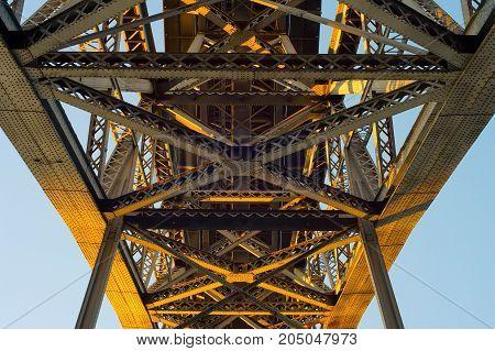 Under The Bridge. Background