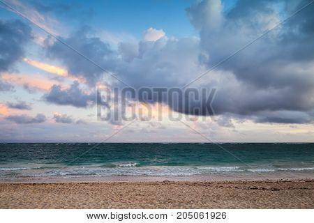 Atlantic Ocean Coast, Empty Landscape