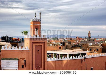 Medina Marrakech Morocco Africa