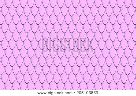 Fish scales background. Animal skin texture. Graphic design element for web, restaurant flyers, food posters, scrapbooking. 3D illustration