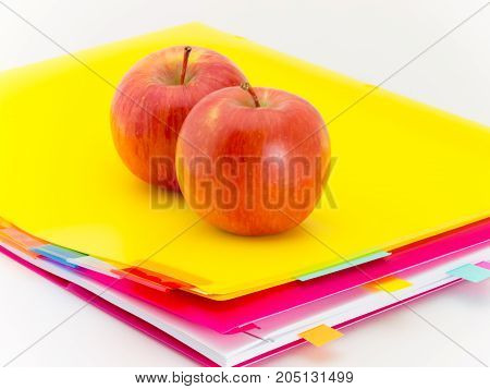 Office Documents And Apples