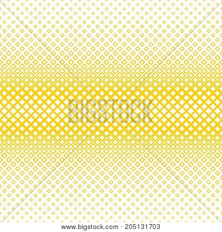 Abstract geometrical halftone square pattern background - vector illustration from squares in varying sizes