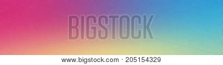 Colorful web site header or footer background abstract design template