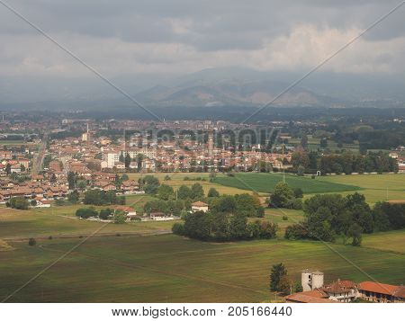View Of The City Of San Francesco Al Campo