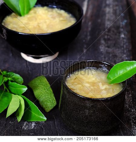 Grapefruit Sweet Gruel, Vietnamese Sweet Soup